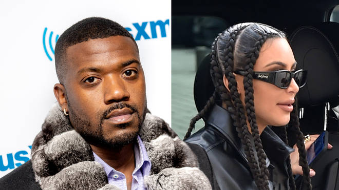Ray J defended Kim after she was accused of cultural appropriation.