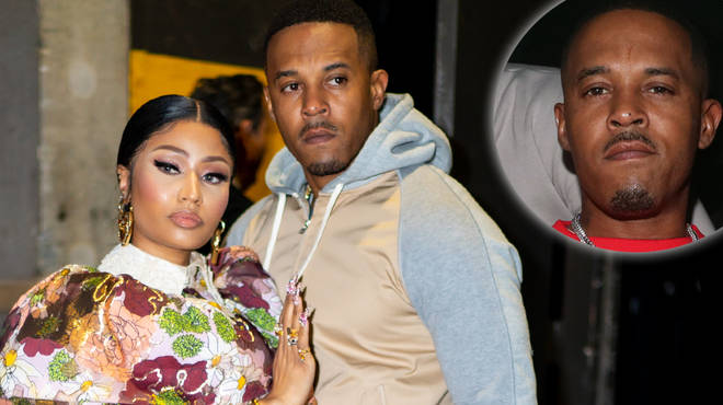 Nicki Minaj's husband Kenneth Petty arrested after failing to register as a sex offender