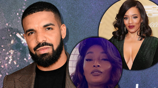 Drake has been exposed for trying to date two women at the same time