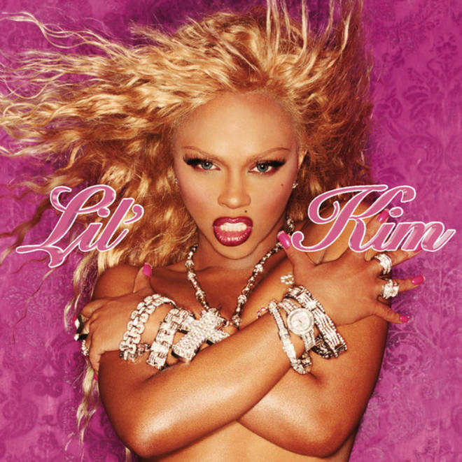 Lil Kim's The Notorious K.I.M. Album Cover