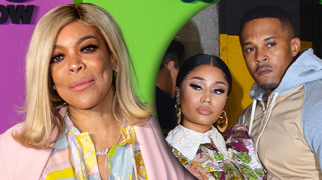 Wendy Williams slams Nicki Minaj for marrying Kenneth Petty