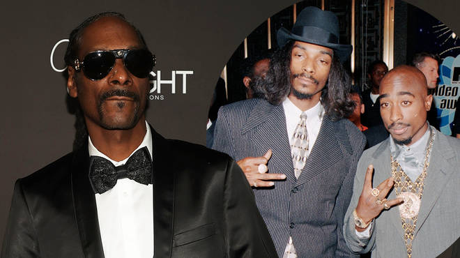 Snoop Dogg reveals the biggest lesson Tupac taught him in resurfaced clip