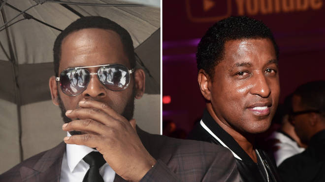 Babyface threw some subtle shade at R. Kelly during one of his shows.