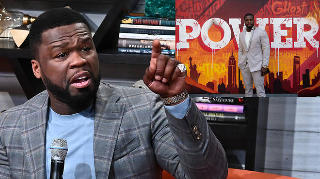 50 Cent reacts to Power spin-off's being put on hold on Instagram