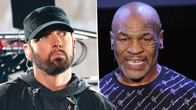 "Mike Tyson claims Eminem ""slaved"" to get his music far in the Hip-Hop music industry"