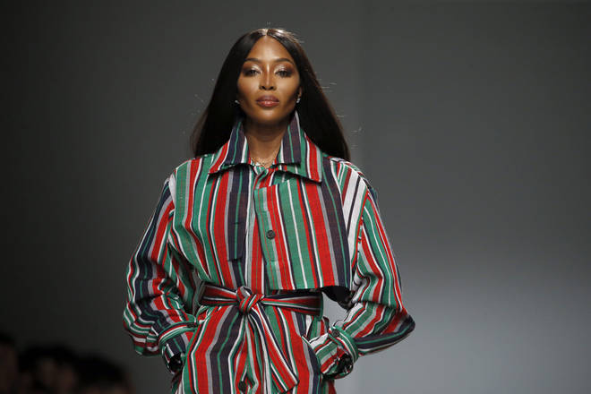Naomi Campbell's coronavirus protection came uinder fire from online trolls