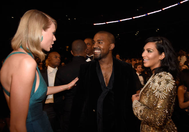 Kanye West, Kim Kardashian and Taylor Swift have been locked in a feud for the past few years
