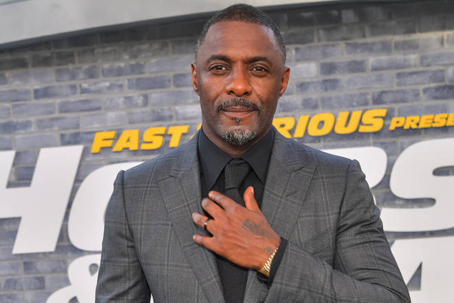 Idris Elba slammed fake news about coronavirus after testing positive