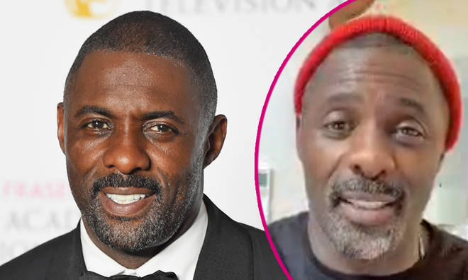 Idris Elba slams rumours that black people can't get coronavirus