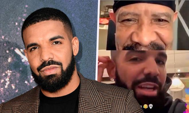 Drake confirms negative coronavirus test on Instagram Live