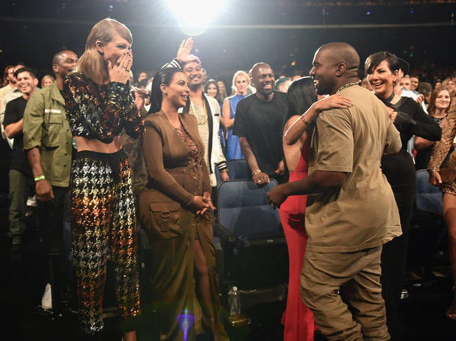 Taylor Swift, Kanye West and Kim Kardashian have been locked in a feud for years