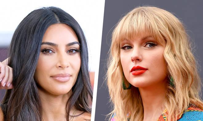 Kim Kardashian calls out Tayor Swift on Twitter