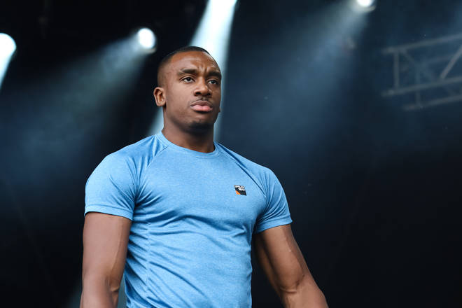 Bugzy Malone has been involved in a motorbike accident in Bury, Manchester.