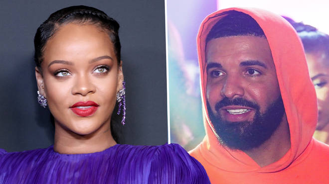 Rihanna and Drake flirt on Instagram and fans react with Twitter memes