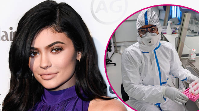 Kylie Jenner donates $1 Million to coronavirus relief efforts