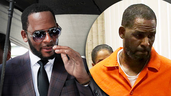 R Kelly has requested to be released from jail due to coronavirus concerns