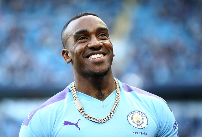 Bugzy Malone shares update with fans from hospital bed