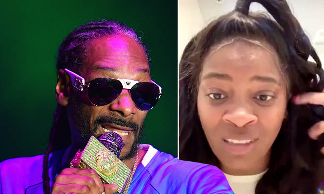 Snoop Dogg has been criticised on Twitter for commented on Ari Lennox's hair.