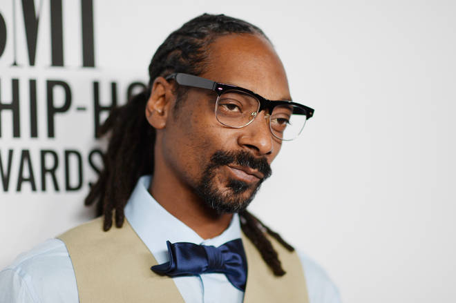 Snoop Dogg is clearly a 'Tiger King' fan