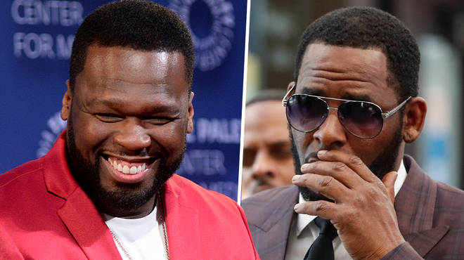 50 Cent shares savage R.Kelly coronavirus meme hinting at singers sexual abuse claims