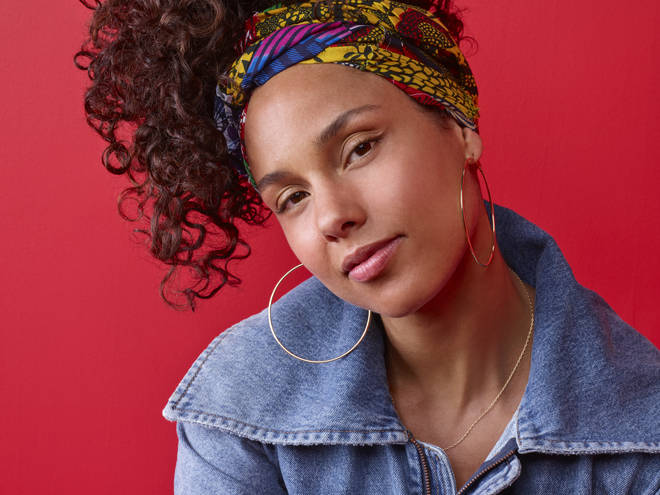Alicia Keys has released an autobiography called 'More Myself'
