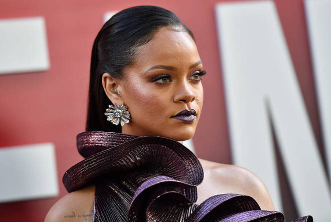 Rihanna attends to Oceans 8 Premiere On June 5, 2018