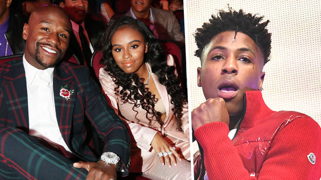 Iyanna Mayweather arrested for allegedly stabbing boyfriend NBA Youngboy's baby mama