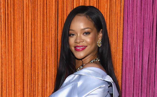 Rihanna makes an appearance at Stance for the Clara Lionel Foundation