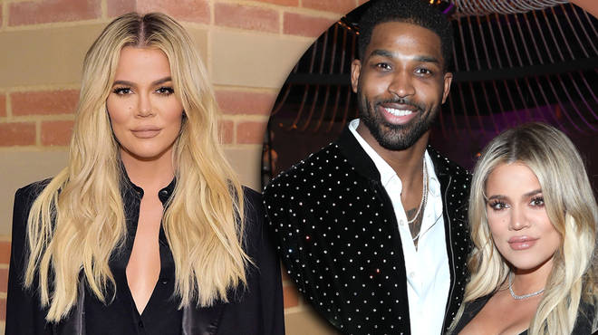 Khloe Kardashian and Tristan Thompson are living under the same roof in isolation