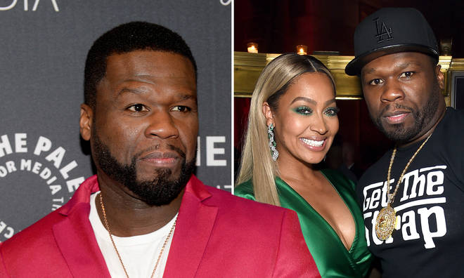 50 Cent left a eye-emoji-filled comment on La La's bikini snap.