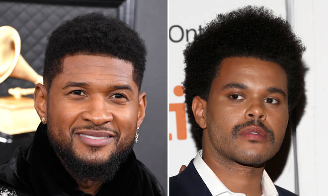 Usher clapped back at The Weeknd after he said he stole his sound on 'Climax'.