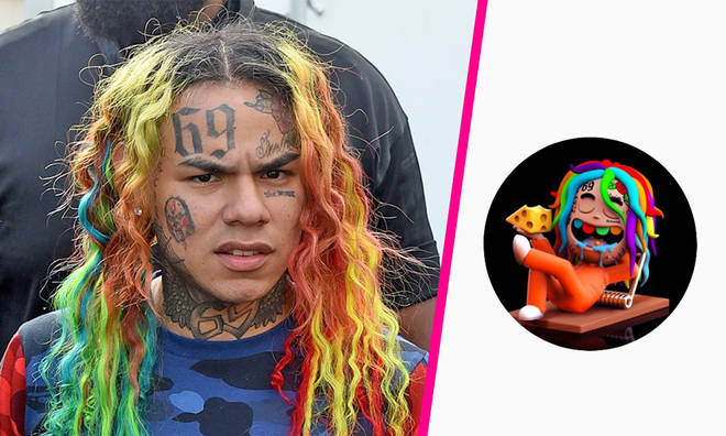 "Tekashi 6ix9ine chamges his Instagram picture and bio to address ""rat"" claims"