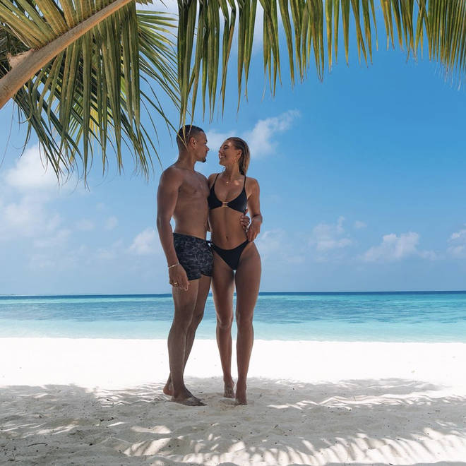 Wes and Arabella were first romantically linked in July 2019, and have since enjoyed numerous luxury holidays together.