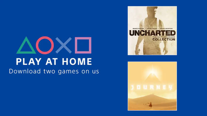 Uncharted and Journey are now free on PS4