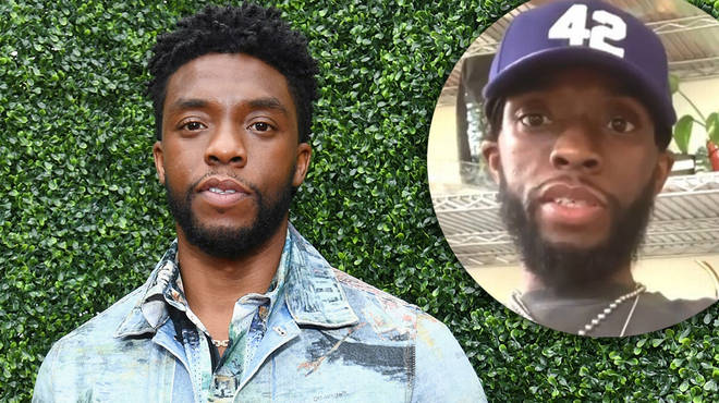 Black Panther S Chadwick Boseman Leaves Fans Concerned Over Dramatic Weight Loss Capital Xtra