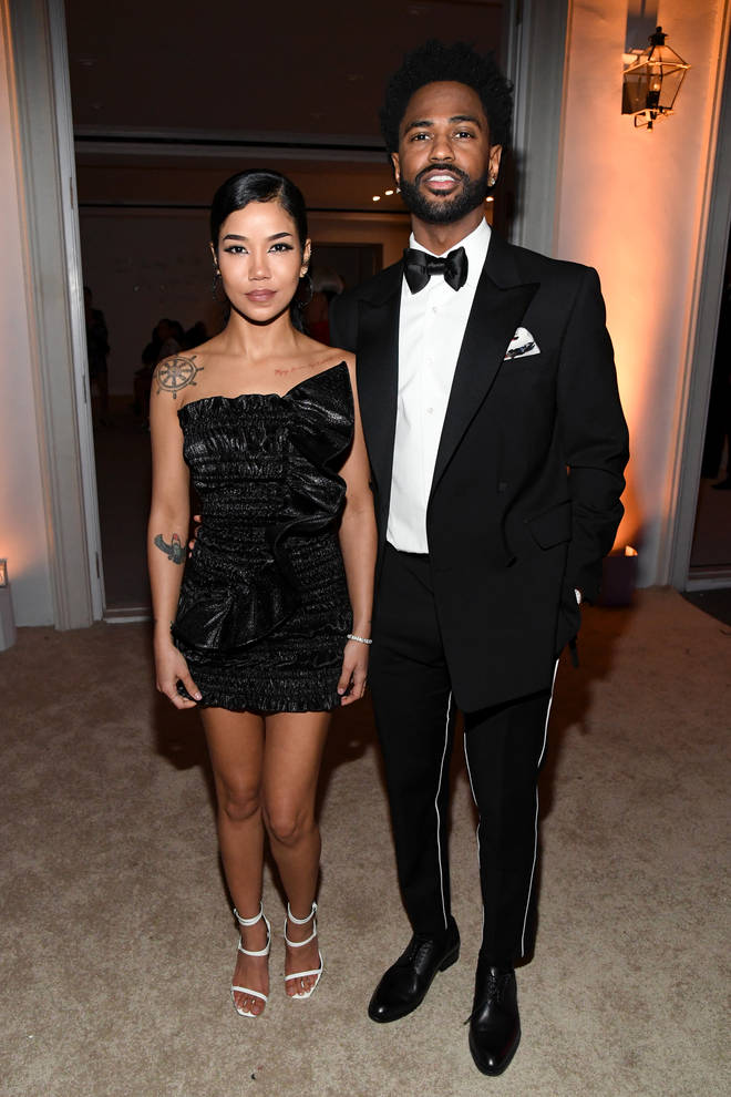 Big Sean and Jhene Aiko began dating in 2016