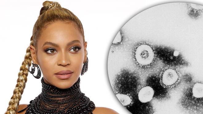Beyoncé gives PSA on coronavirus