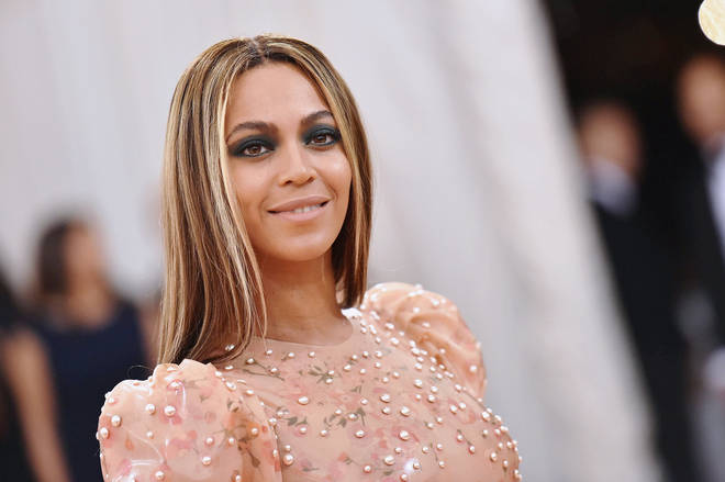 Beyonce made a speech at the 'One World: Together At Home' concert