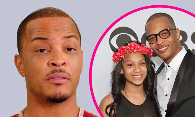 T.I. reveals why he's more overprotective of his daughters than his son