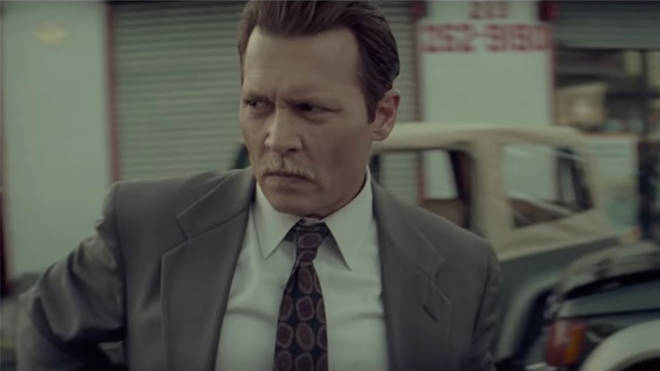 Johnny Depp In City Of Lies Movie