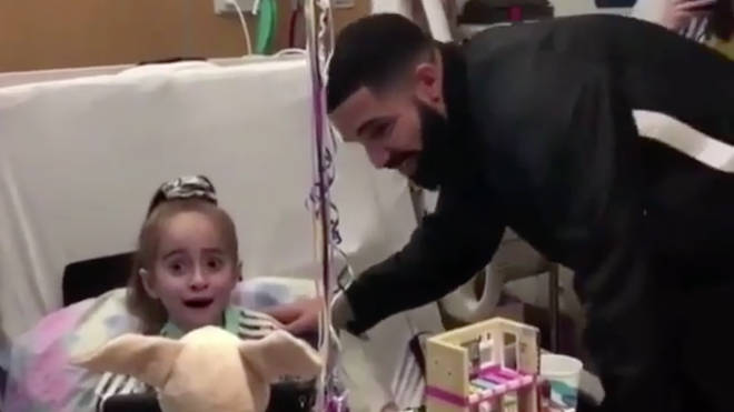 Drake and Sofia