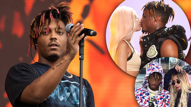 "Juice WRLD&squot;s girlfriend says the rapper ""sends her signs"" in emotional IG Live"