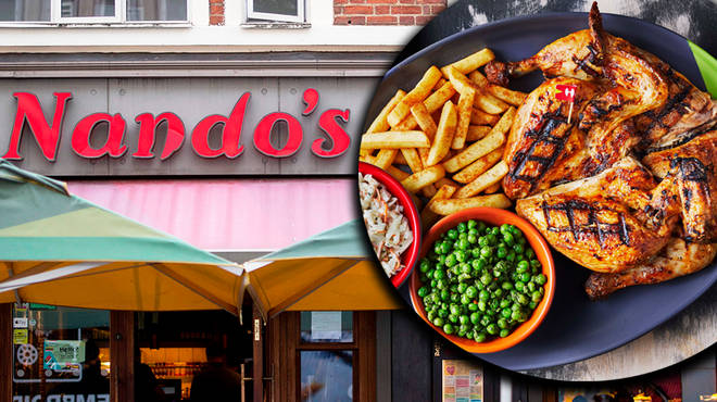 Nando's are re-opening several branches for delivery