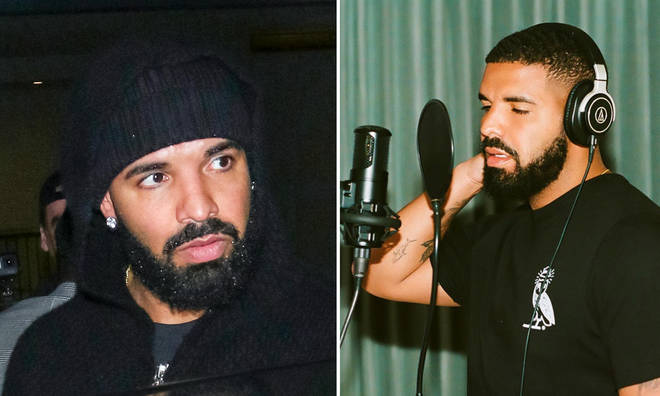 Drake is readying his new album for 2020.