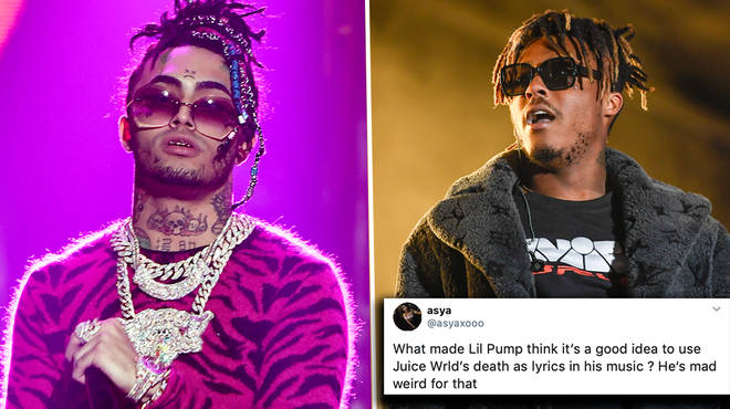 "Lil Pump slammed after name-dropping Juice WRLD in ""disrespectful"" song lyrics"