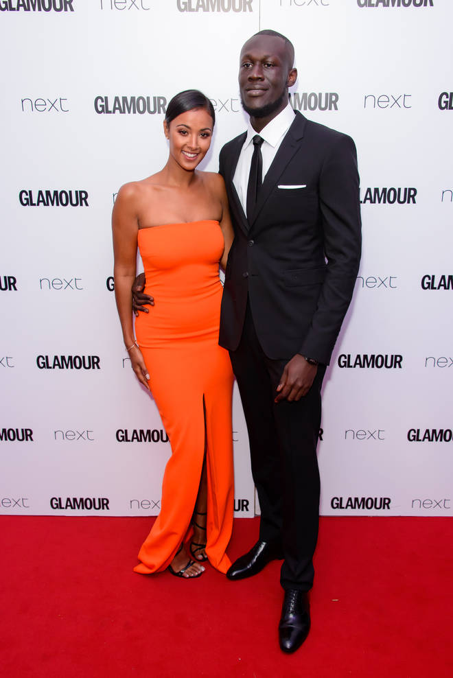 Stormzy and Maya Jama dated for several years