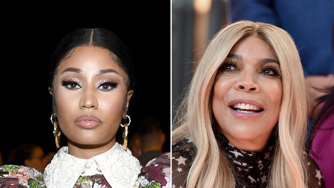 Nicki Minaj has responded to claims she shaded Wendy Williams in her 'Say So' remix.