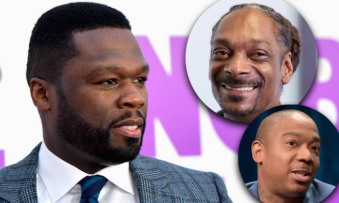 50 Cent says he should battle Snoop Dogg instead of Ja Rule on IG Live