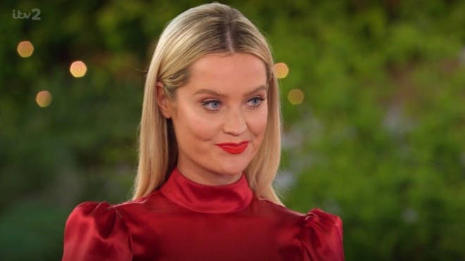 """Next year is going to be BIG,"" promised Love Island host Laura Whitmore."