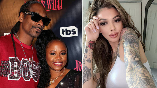 "Snoop Dogg posts tribute to wife following Celina Powell ""cheating"" drama"